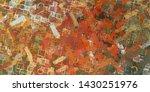 artistic sketch backdrop... | Shutterstock . vector #1430251976