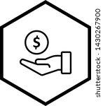 loan icon in trendy style... | Shutterstock .eps vector #1430267900