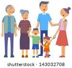 family | Shutterstock . vector #143032708