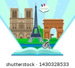 concept of travel and tourism....   Shutterstock .eps vector #1430328533