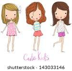 Cute Baby Kids