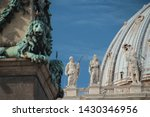 vatican 22 10 2015 ...   Shutterstock . vector #1430346956