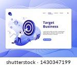 business target flat...