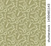 vector black keys pattern icon... | Shutterstock .eps vector #1430481143