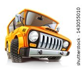 vector car icon | Shutterstock .eps vector #143055010