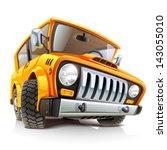 vector car icon | Shutterstock .eps vector #143055010