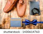 modern formal style. vintage... | Shutterstock . vector #1430614763