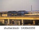 Metrorail Station At The...