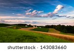 Farm In Rural Southern York...