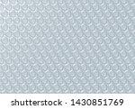 bubble wrap package pattern... | Shutterstock .eps vector #1430851769