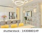 modern design of luxury ... | Shutterstock . vector #1430880149