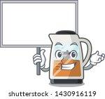 bring board tea maker isolated... | Shutterstock .eps vector #1430916119