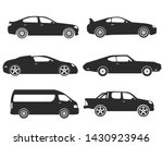 car type and model objects... | Shutterstock .eps vector #1430923946