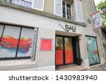 paris france   may 21  2019 ... | Shutterstock . vector #1430983940