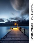Beautiful Glenorchy Pier At...