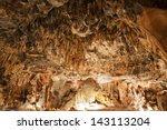 the throne room in the cango... | Shutterstock . vector #143113204
