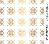 vector golden background.... | Shutterstock .eps vector #1431160010