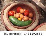 handmade fridge photography ... | Shutterstock . vector #1431192656