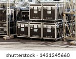 transportation and storage of... | Shutterstock . vector #1431245660