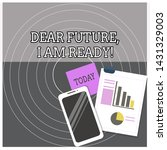 Text Sign Showing Dear Future ...