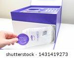 winnipeg  manitoba   canada  ... | Shutterstock . vector #1431419273