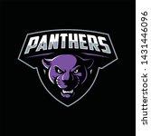logo design for sport team ... | Shutterstock .eps vector #1431446096