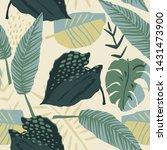 abstract creative seamless... | Shutterstock .eps vector #1431473900
