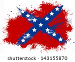 confederation flag | Shutterstock .eps vector #143155870