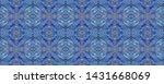 Watercolor Tile. Tie Dye...