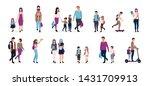 back to school flat vector...   Shutterstock .eps vector #1431709913