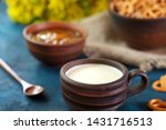 still life in a rustic style.... | Shutterstock . vector #1431716513
