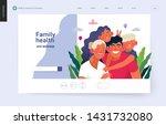 medical insurance template ...   Shutterstock .eps vector #1431732080