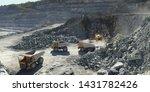 Excavator And Heavy Mining Dum...