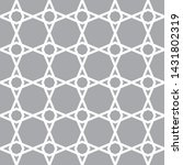 oriental seamless vector... | Shutterstock .eps vector #1431802319