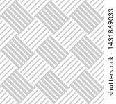 vector seamless texture. modern ... | Shutterstock .eps vector #1431869033