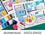 ux ui design. the design of the ...