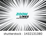 Comic Zoom Lines Motion...