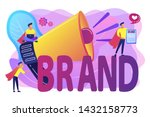 company identity  marketing and ... | Shutterstock .eps vector #1432158773