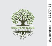 vector logo for the environment   Shutterstock .eps vector #1432177436