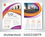 template vector design for... | Shutterstock .eps vector #1432210079