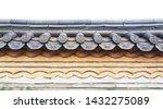 Korea Traditional Tile Of Roof...