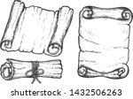 vector illustration of old... | Shutterstock .eps vector #1432506263