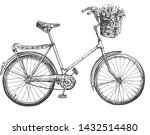 vector illustration of sketchy... | Shutterstock .eps vector #1432514480