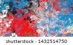 artistic sketch backdrop...   Shutterstock . vector #1432514750