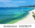 Perfect Beach Of Boracay Islan...