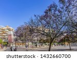 malaga  spain   june 2  2018 ...   Shutterstock . vector #1432660700