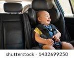 portrait of cute smiling... | Shutterstock . vector #1432699250