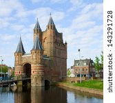The Amsterdamse Poort  Former...