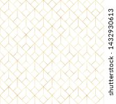 art deco seamless pattern  ... | Shutterstock . vector #1432930613