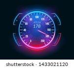 Speedometer Speed Car Auto...